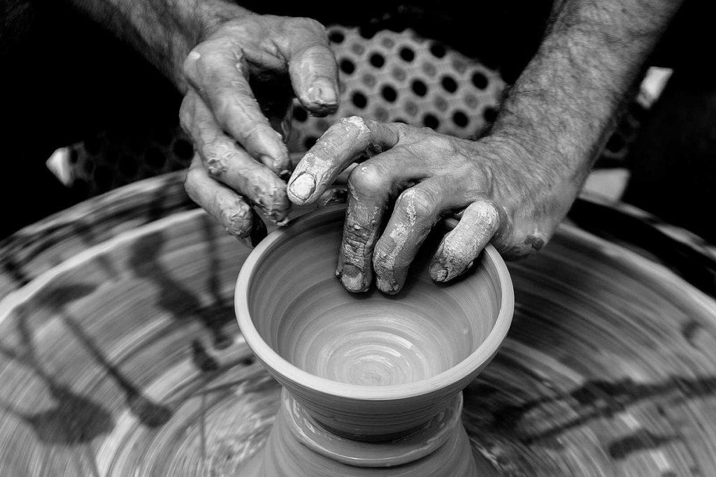 Nele Zander Keramik aus Fahrenholz, Geschenke, Teeservice