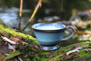 Nele Zander Keramik Tasse Weihnachten Geschenk