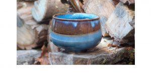Werkstattausstellung bei Nele Zander Keramik - Tasse